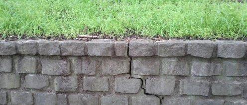 WPA walls.