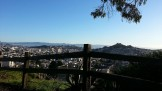 Eastward view from Billy Goat Hill Park.