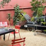 I gave a talk to the Potrero Hill Garden Club at Flora Grubb Gardens a couple of Sundays back. Very fun!
