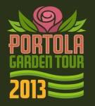 Portola Garden Tour Logo